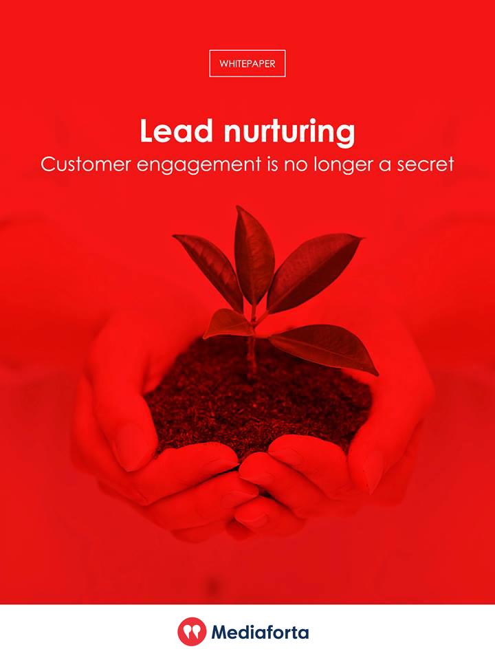 Whitepaper lead nurturing mediaforta