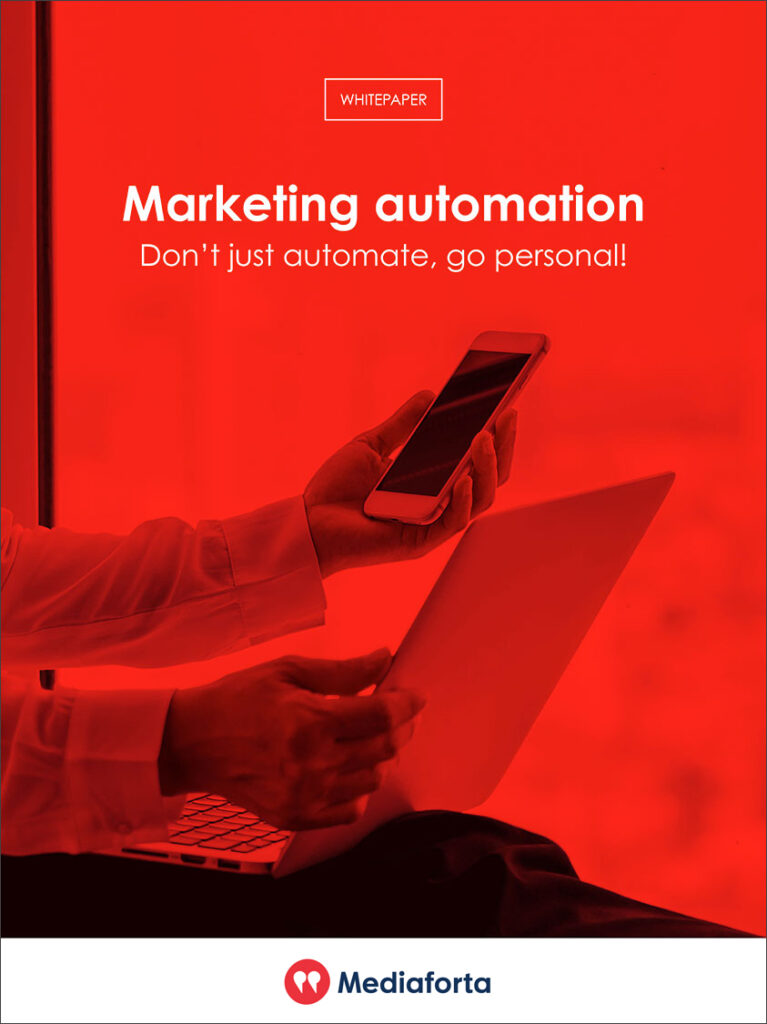 Marketing automation Mediaforta whitepaper